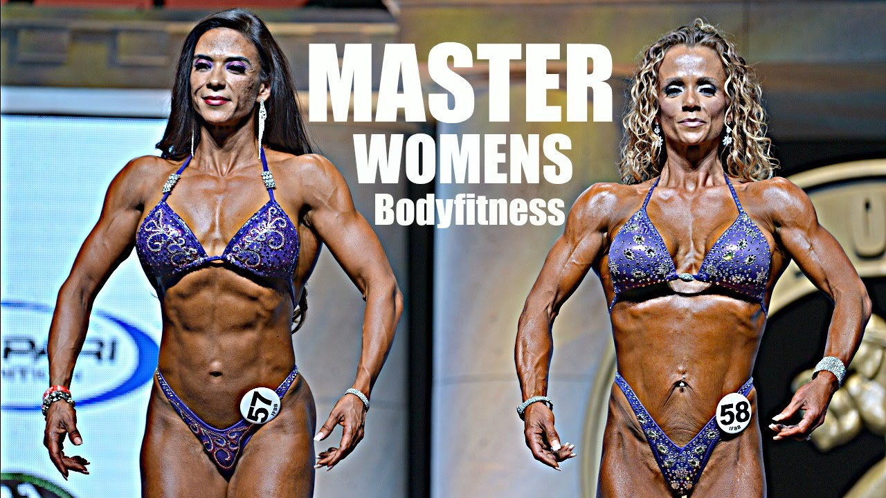 Arnold Classic 2016 – Master BodyFitness Up To 163cm