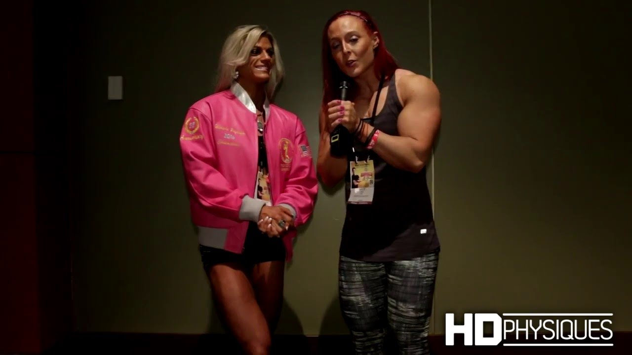 Autumn Swansen – Arnold Classic 2016 Women's Physique Champion Interview