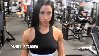 Danielle Taddeo – Shoulders Workout
