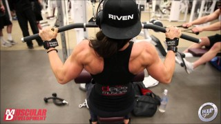 Heather Dees – Back Workout