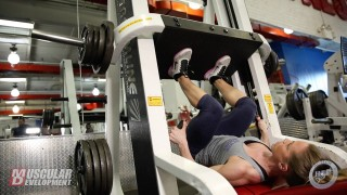 Bethany Wagner – Quads, Hams and Glutes Workout