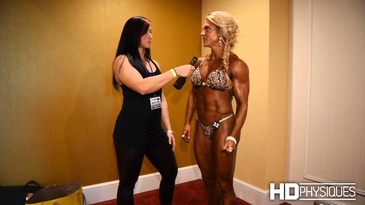Kat Secor Interview At The St. Louis Pro Show 2016