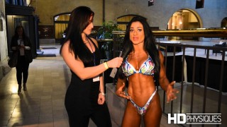 Ivana Ivusic Interview At The St. Louis Pro Show 2016