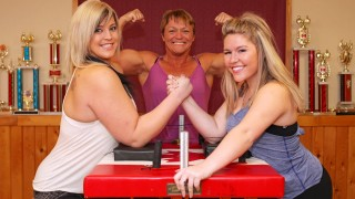 Canada's Strongest ArmWrestling Family