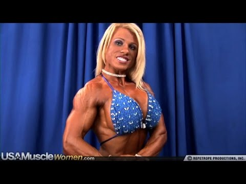 NPC Teen, Collegiate & Masters Nationals 2017 – Women's Physique Backstage