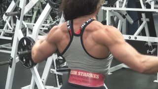 Monique Terry Preparing For Europa Games 2016 In Orlando