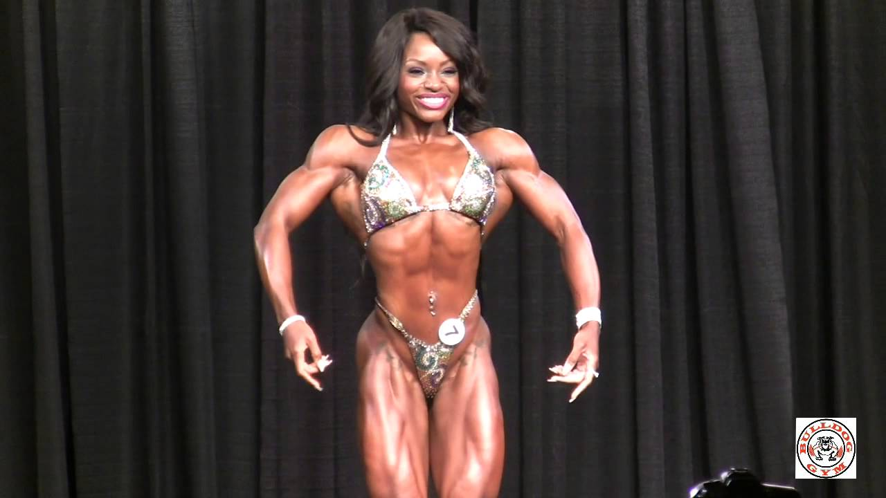 Miami Muscle Beach 2016 – IFBB Pro Figure