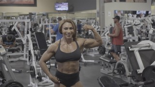 Karina Nascimento – Legs & Back Workout
