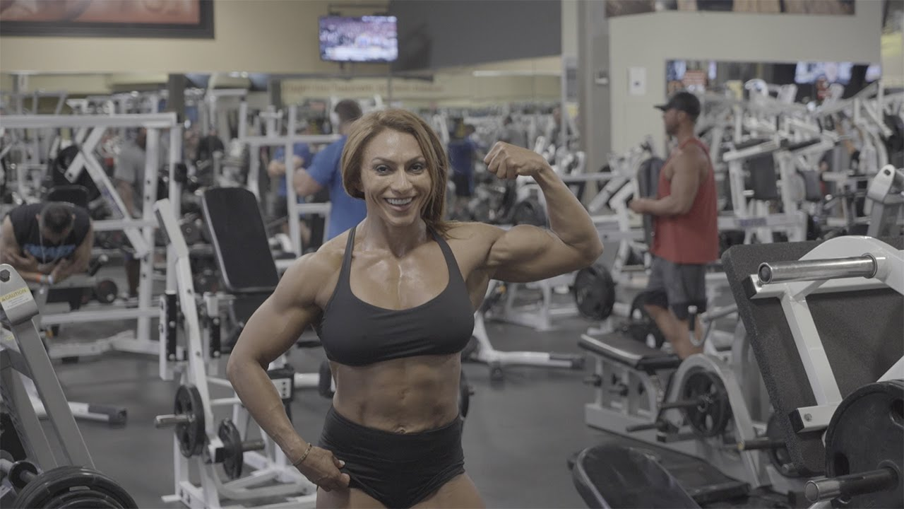 Karina Nascimento Workout