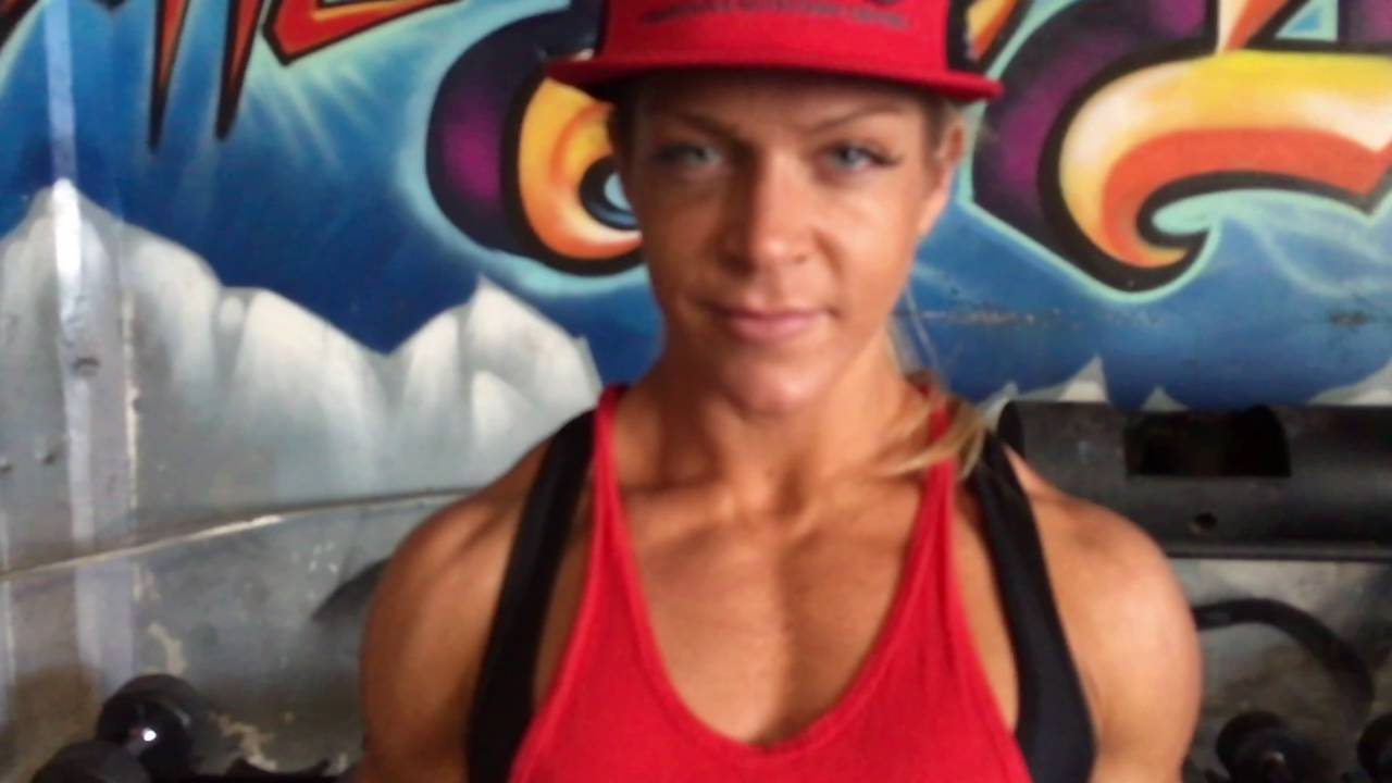 Cassandra Martin – Beauty In Gym