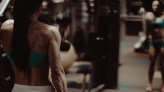 Oksana Grishina – Intense Workout
