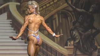 Jessica Booker Williams – NPC Ronnie Coleman Signature Series Classic 2016 Overall Winner