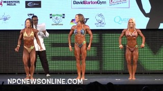 NPC Emerald Cup 2016 – Women's Physique Overall