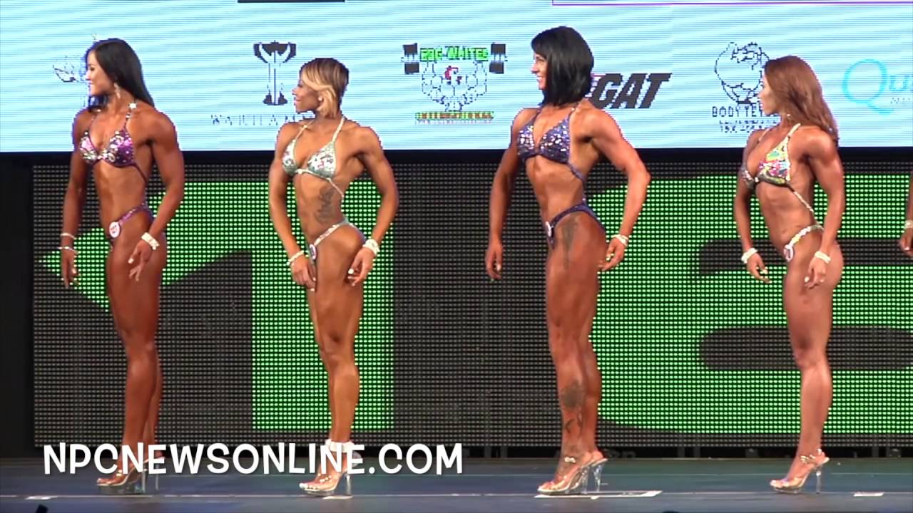 Candice Lewis-Carter – Arnold Figure International Winner 2018