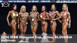 IFBB Diamond Cup 2016 – Bodyfitness