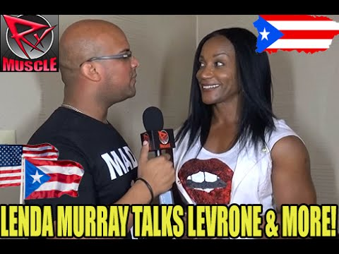 Lenda Murray – Interview 2016