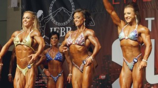 Toronto Pro Supershow 2016 – Women's Physique
