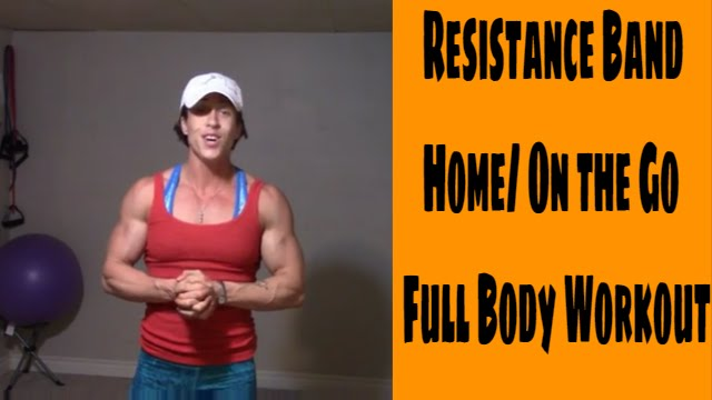 Heidi Krochter – Resistance Band Workout
