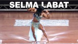 Selma Labat – Guest Posing At The IFBB-SP Estreantes 2016