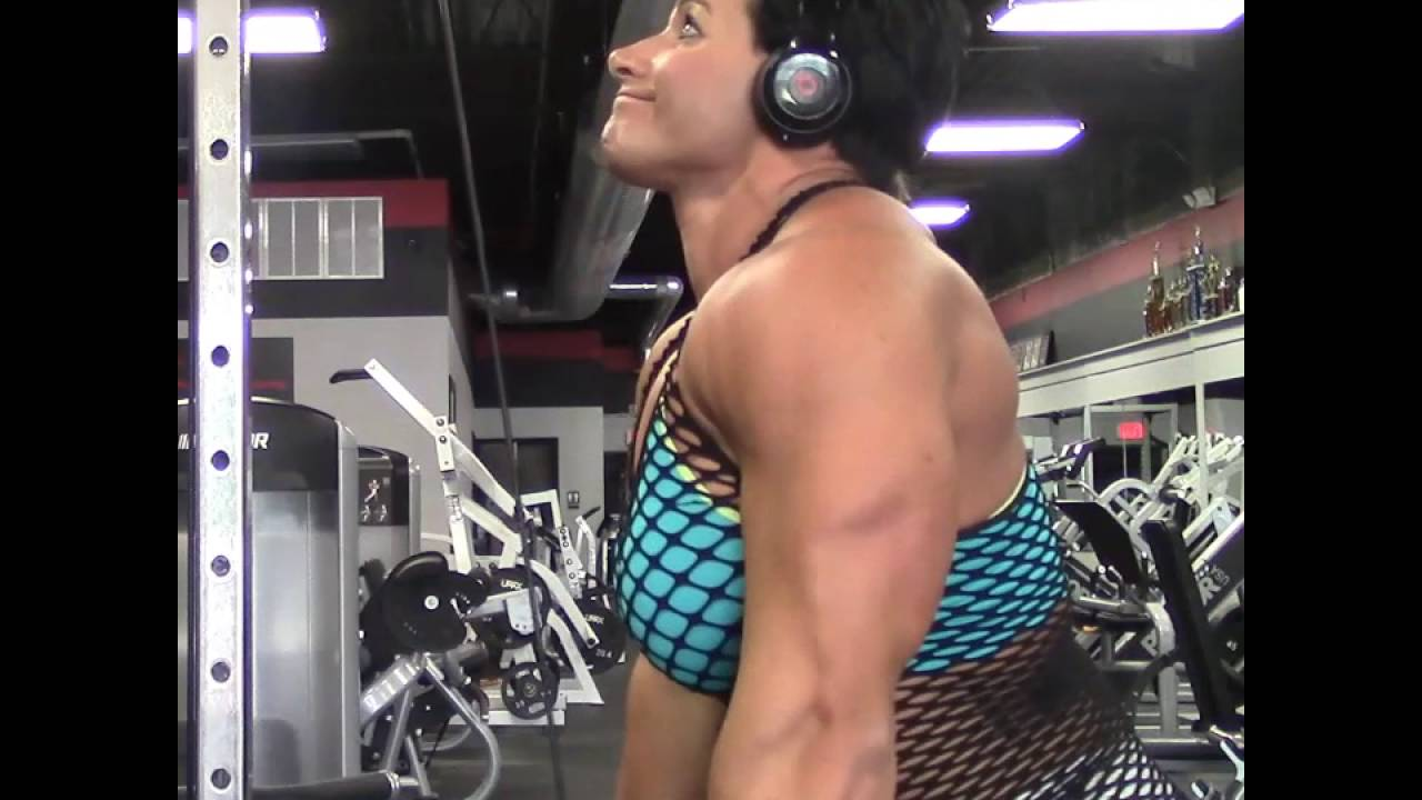 Theresa Ivancik – Arms Workout