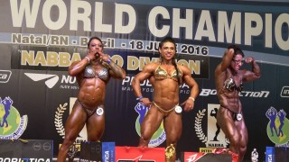 NABBA World 2016 – Miss Physique Final
