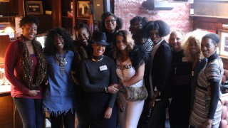 A Brunch Gathering In New York City With An Amazing Group Of Tall Woman