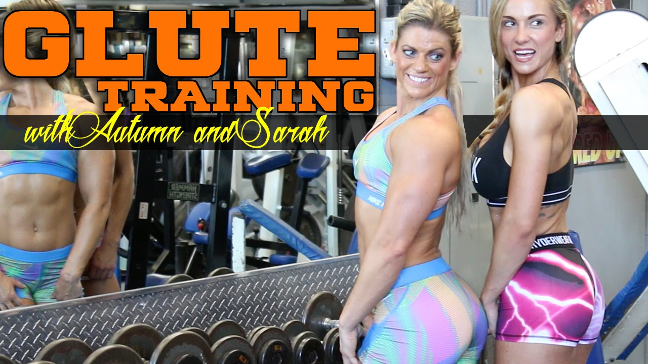 Sarah Lyon & Autumn Swansen – Glutes Workout