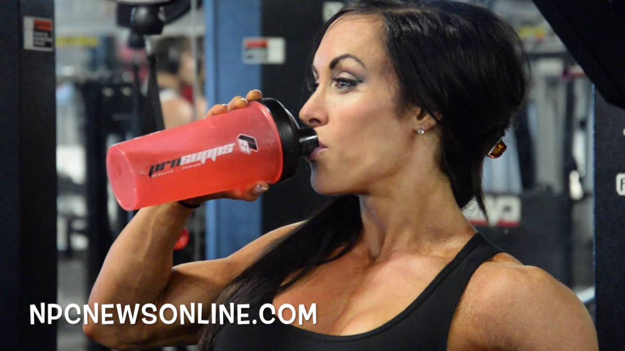 Allison Frahn – Back Workout