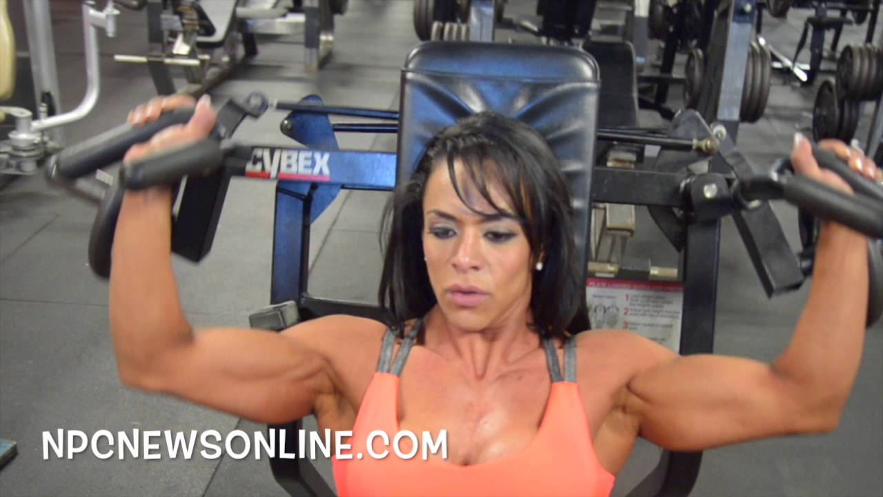 Georgina Lona – Back And Shoulder Workout
