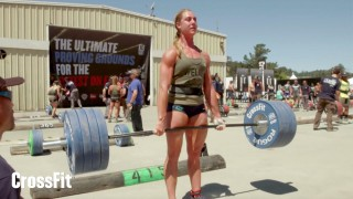 The CrossFit Games – Women's Ranch Deadlift Ladder