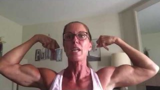 Stacy Killion – Biceps Flexing 2