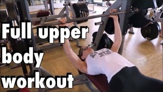Margret Gnarr – Full Upper Body Workout