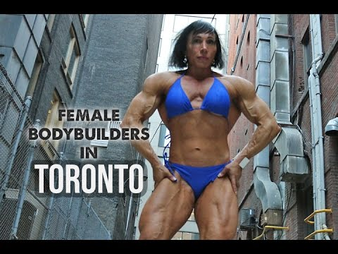 Female Bodybuilders In Toronto 2016