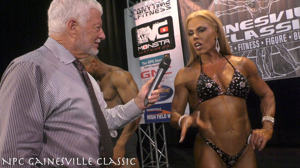 Gainesville Classic 2016 – Bodybuilding Overall Champion Interviews