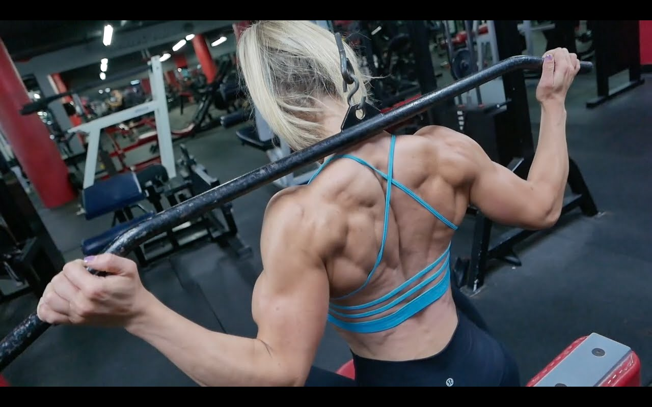 Victoria D'Ariano – 2 Weeks Out Of Canadian Nationals 2016