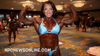 2016 NPC Teen, Collegiate, Masters Nationals – Women's Bodybuilding Backstage