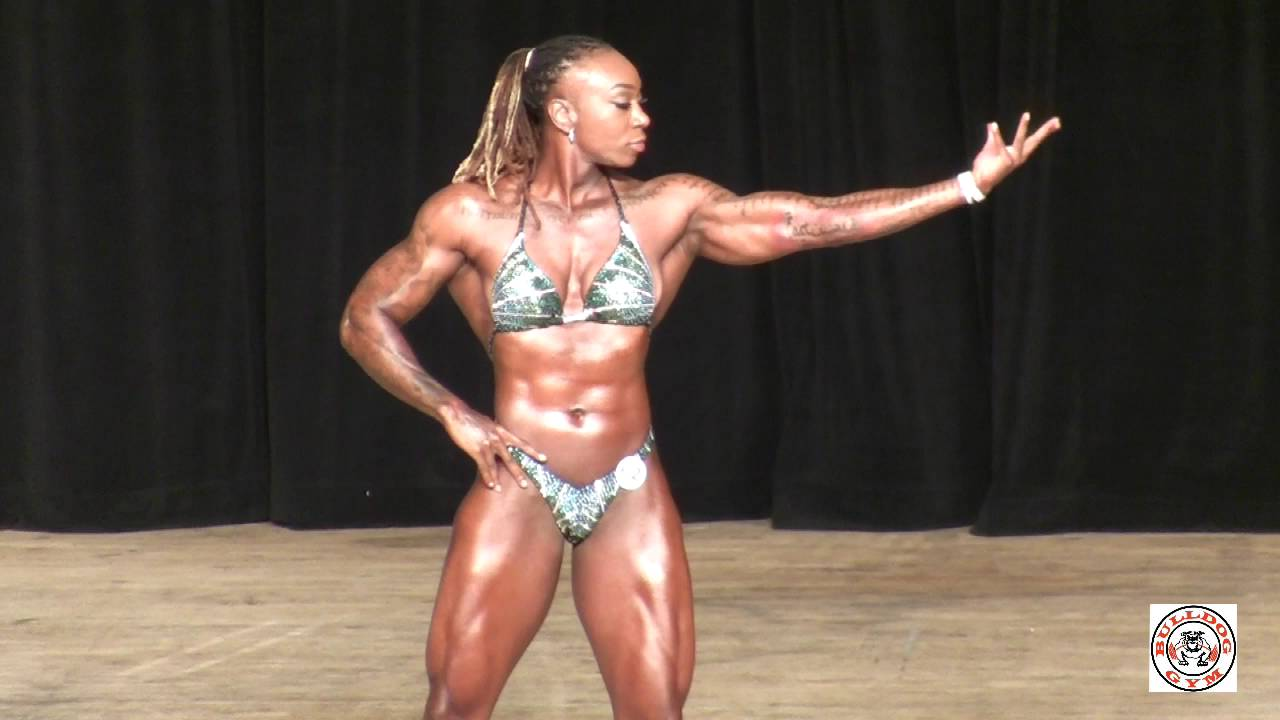 NPC Southern States 2016 – Women's Physique Masters