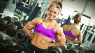 Danielle Reardon – Chest Workout