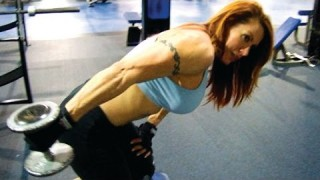 April Hunter – Triceps Workout