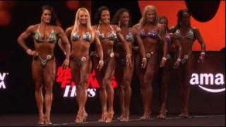 Ms. Olympia 2016 – Fitness & Physique