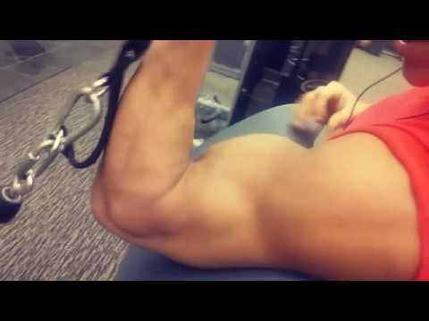 Suzy Kellner – Biceps Workout