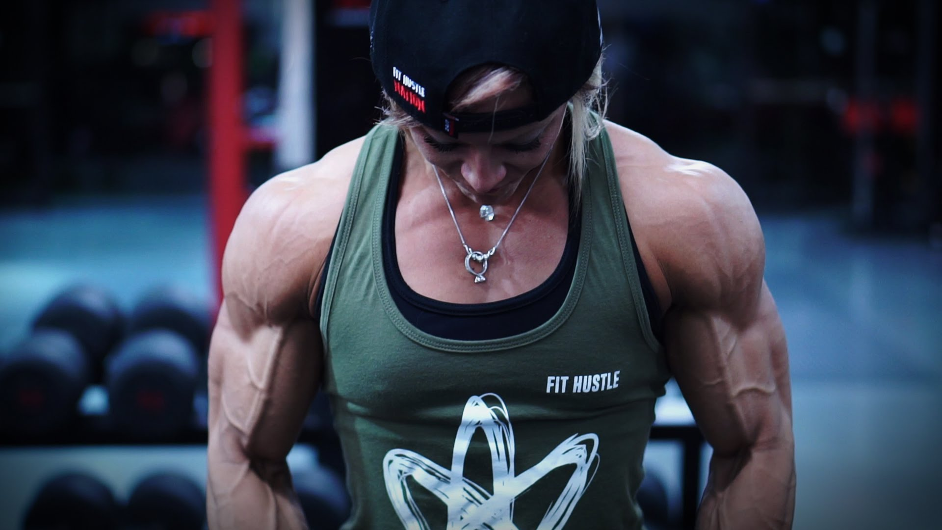 Danielle Reardon – Road To The Ms. Olympia 2016 / Shoulders Workout