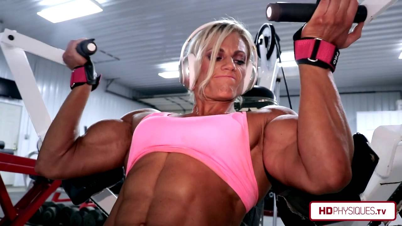 Autumn Swansen – 5 Days Out From Ms. Olympia 2016