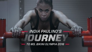India Paulino – Journey To Ms. Bikini Olympia 2016