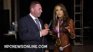 Courtney King – IFBB Bikini Olympia 2016 Champion
