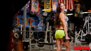 Jamie Foster – Super Fit Firefighter