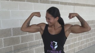 IFBB Figure Pro Solinda Blakeney Interview