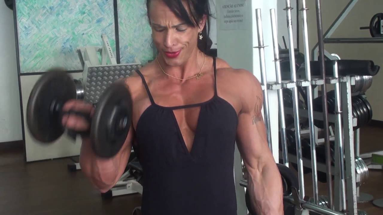 Natalia Trukhina – Massive Arms Workout