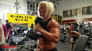 Brooke Walker – Back & Biceps Workout