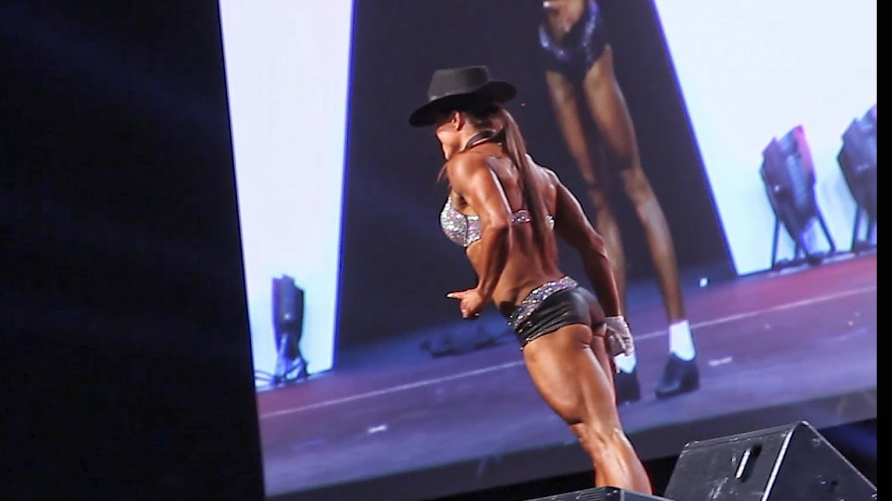 Oksana Grishina – The Worlds Best Fitness Competitor